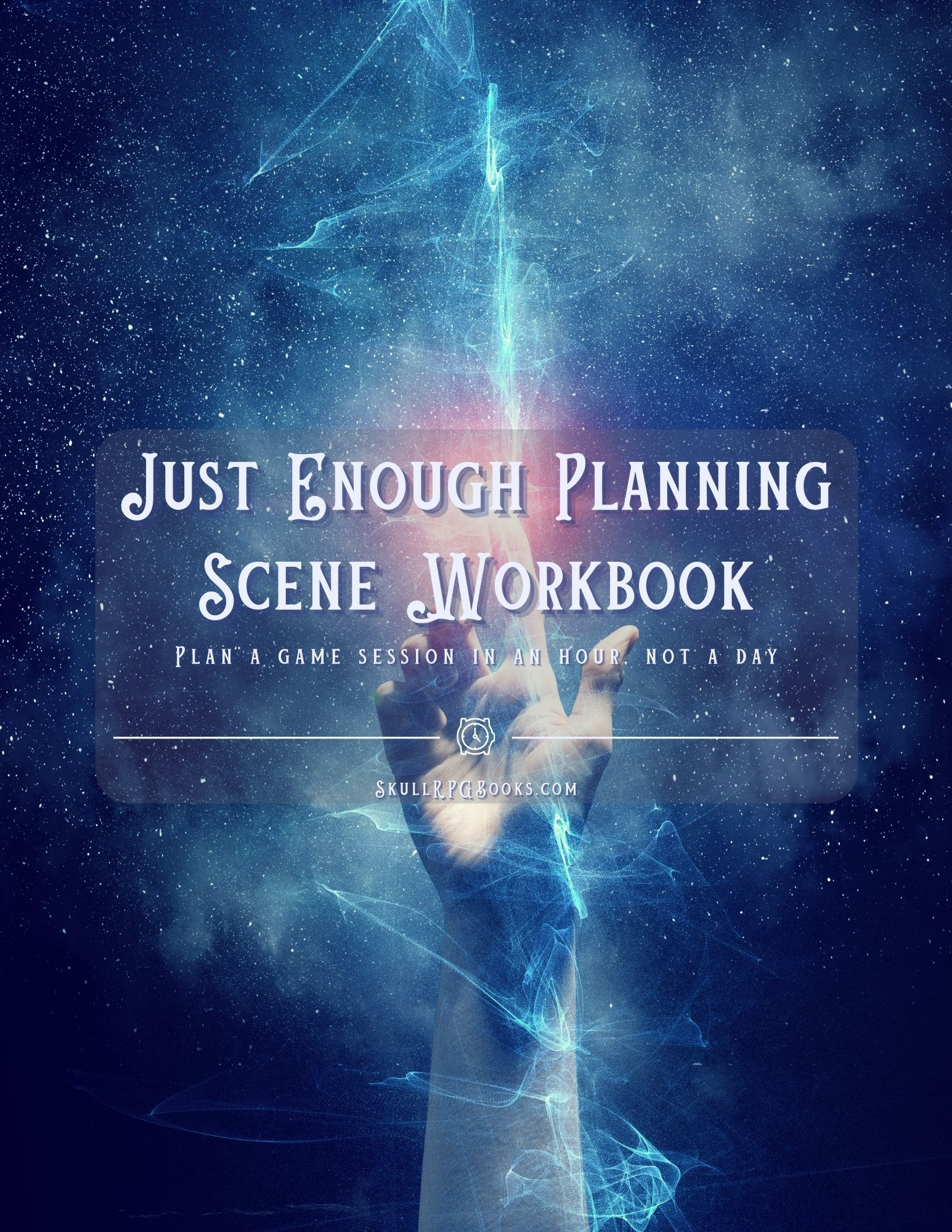 Just Enough Planning Scene Workbook