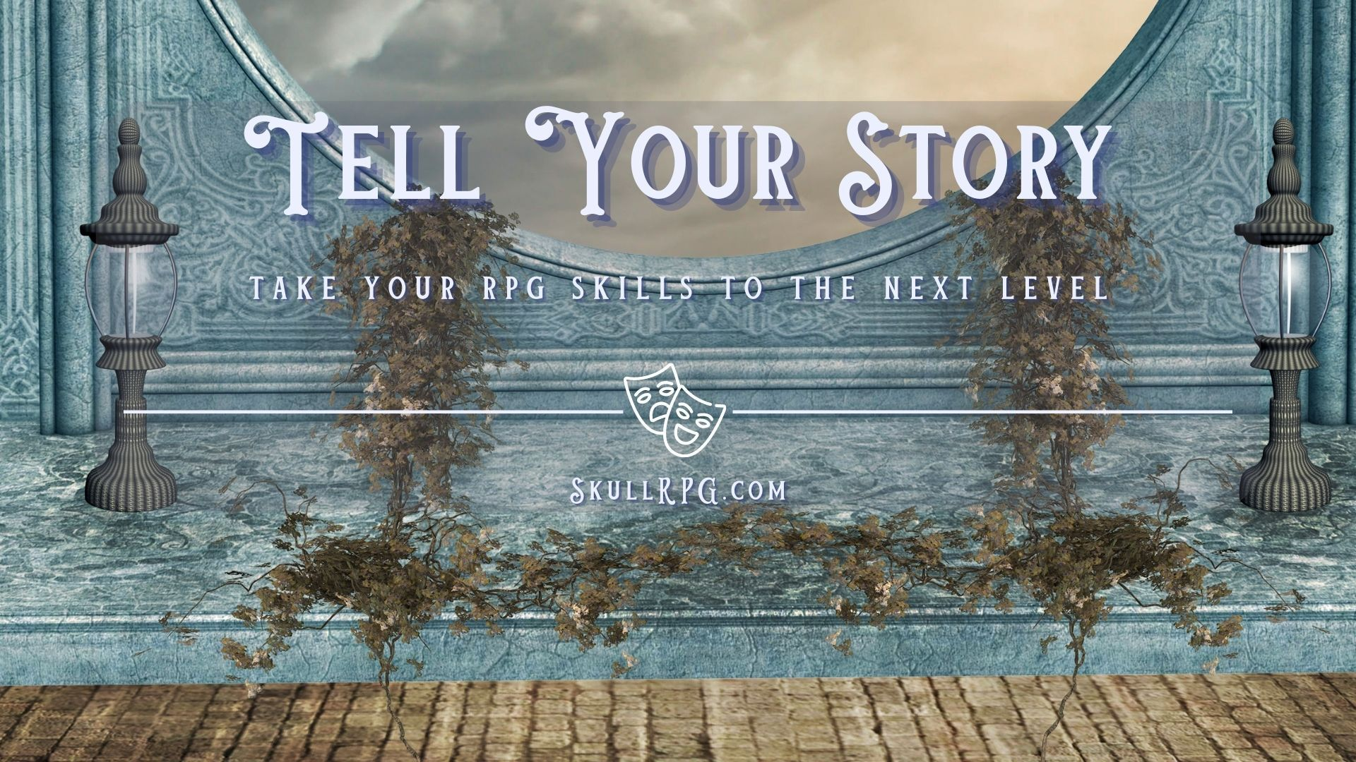 Tell Your Story Cover